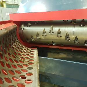 шредер ТОР одновальный для измельчения алюминия